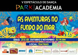 parkacademia_asaventurasnofundodomar_2015_cartaz