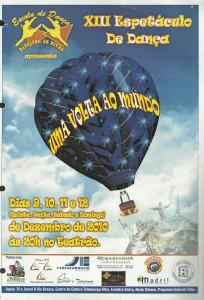 13 Espetáculo Uma Volta ao Mundo_Dancando no ritmo_2010_pecas graficas_cartaz