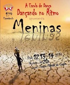 17 Espetaculo Meninas_Dancando no ritmo_2014_pecas graficas_cartaz