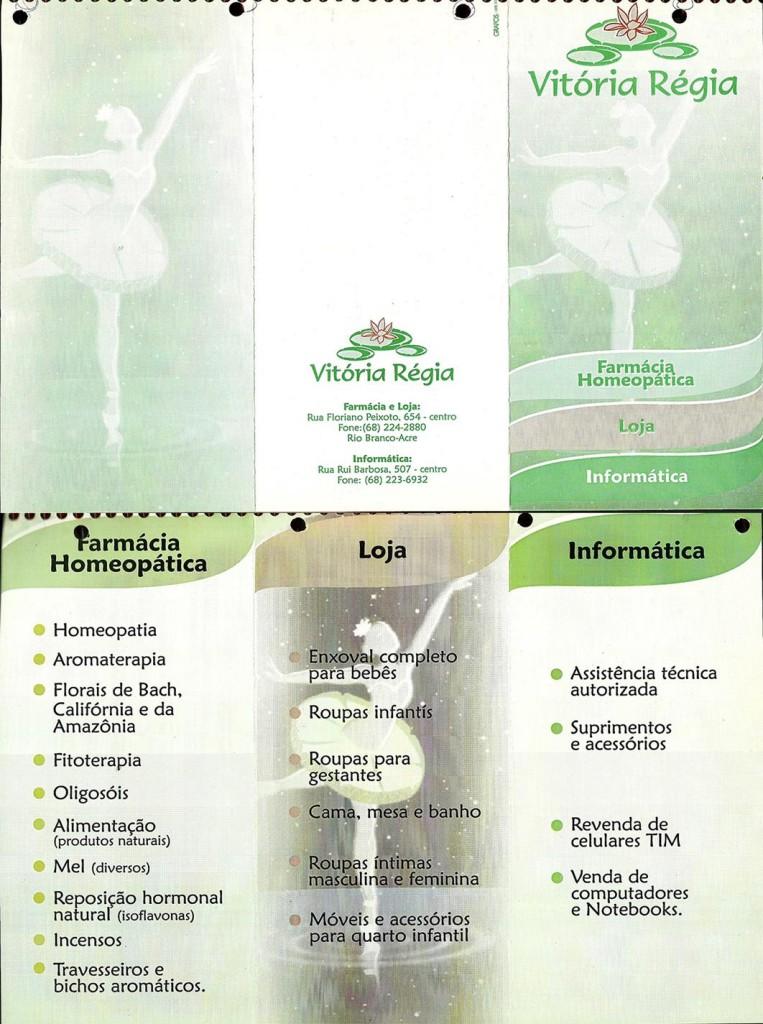 7 Espetaculo Vitoria Regia_Dancando no ritmo_2003_pecas graficas