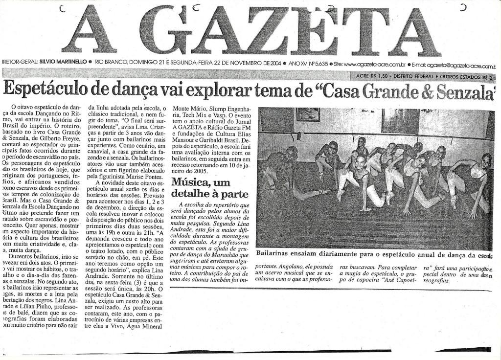 8 Espetaculo Casa Grande & Senzala_Dancando no ritmo_2004_material na imprensa (1)