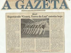9 Espetáculo Ceará Terra de Luz_Dancando no ritmo_2005_material na imprensa (1)